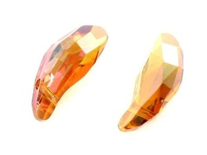 Swarovski aquiline copper 18mm 1szt